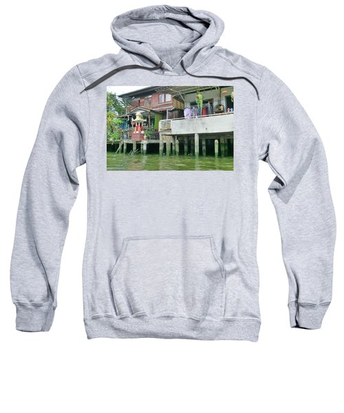 Homes On The Water Sweatshirt