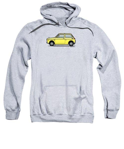 Honda N360 Yellow Kei Car Sweatshirt