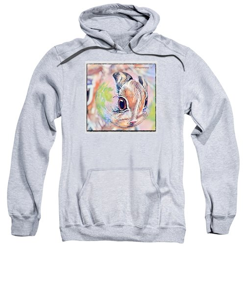 Honey Of A Bunny Sweatshirt