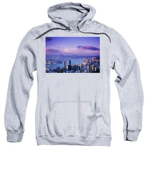 Hong Kong Harbor Sweatshirt