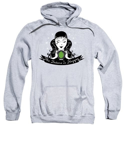 Hoppy Fortune Teller Sweatshirt