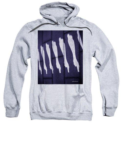 Horizontal Shadows Sweatshirt