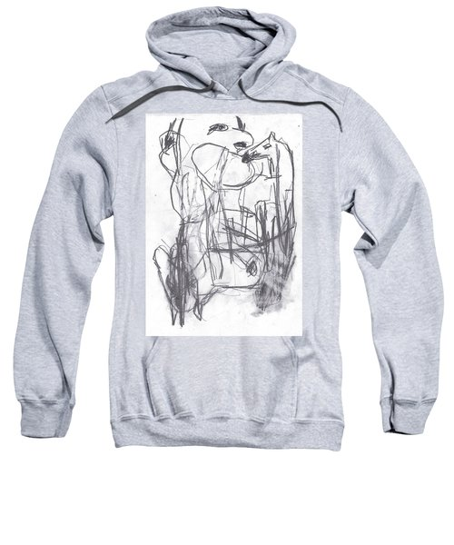 Horse Kiss Sweatshirt