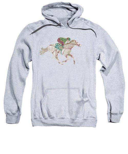 Horse Racer Sweatshirt