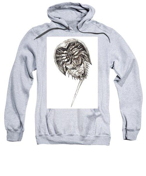 Horseshoe Crab Sweatshirt
