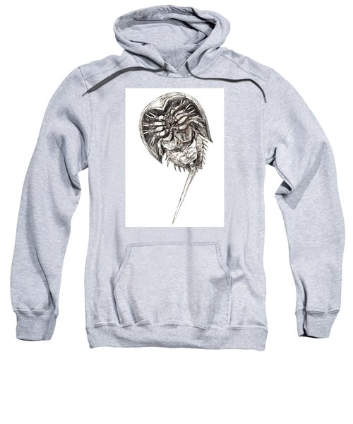 Horseshoe Crab Sweatshirt