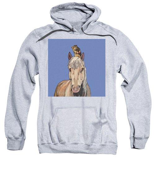 Hortense The Horse Sweatshirt
