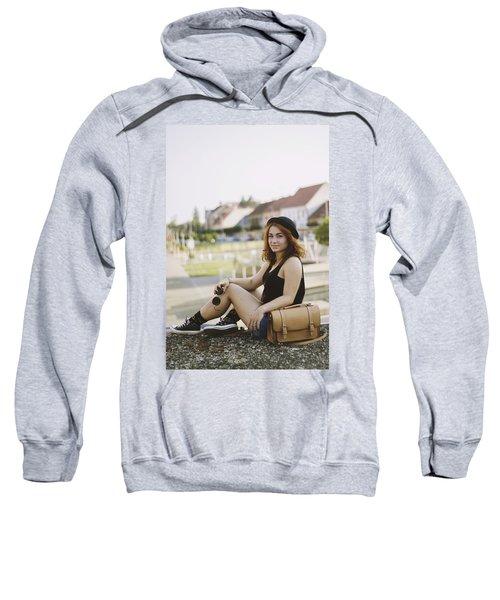 Hot In The City Sweatshirt