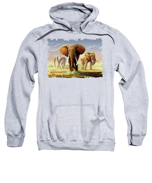 Hot Mara Afternoon Sweatshirt