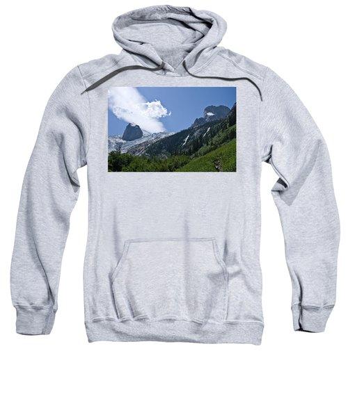 Hounds Tooth Sweatshirt