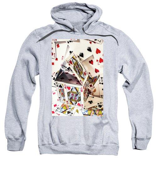 House Edge Sweatshirt