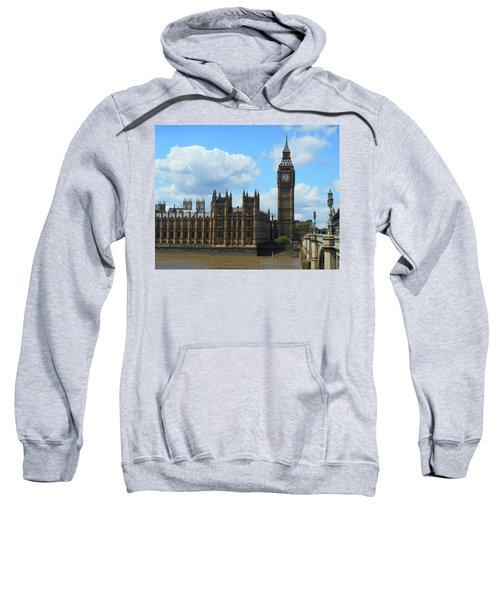 House Of Lords Big Ben Tower London Sweatshirt