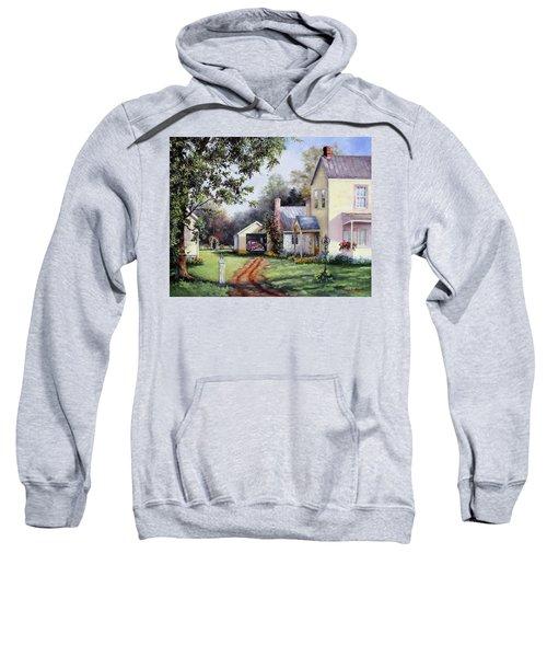 House On Bird Street Sweatshirt
