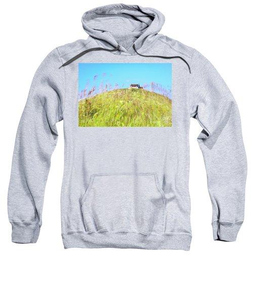 House On The Hill Sweatshirt