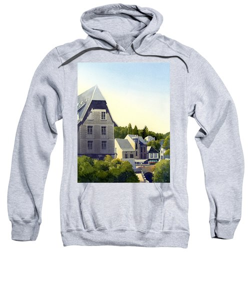 Houses At Murol Sweatshirt