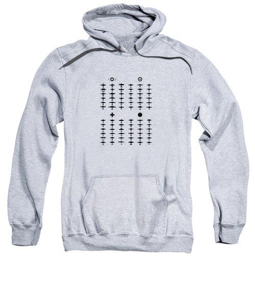 How To Identify Warplanes Sweatshirt