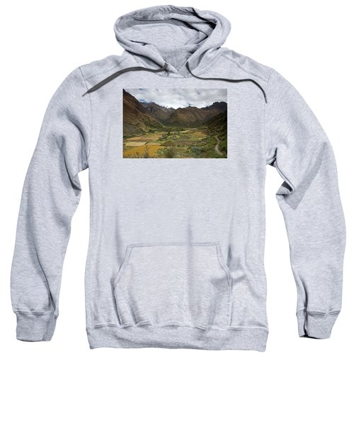 Huaripampa Valley Sweatshirt