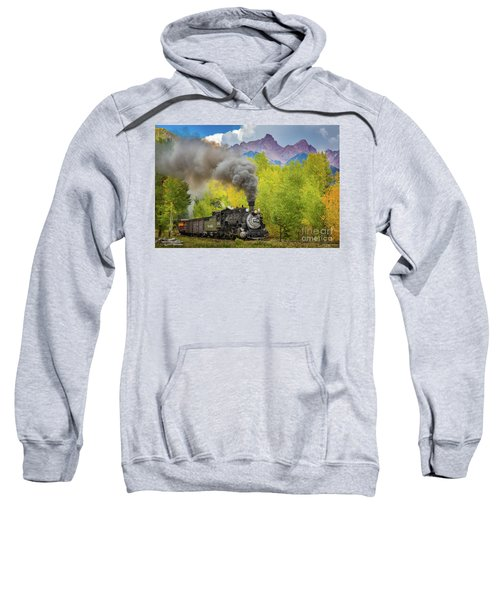 Huffing And Puffing Sweatshirt