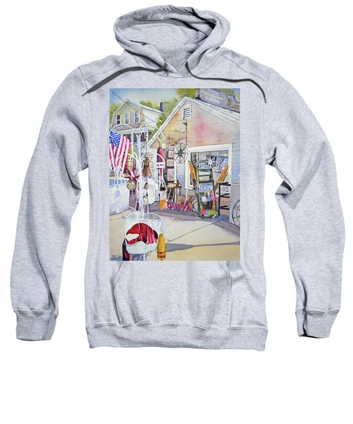 Hull Of A Shoppe Sweatshirt