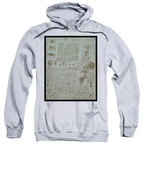 Human Study Notes Sweatshirt