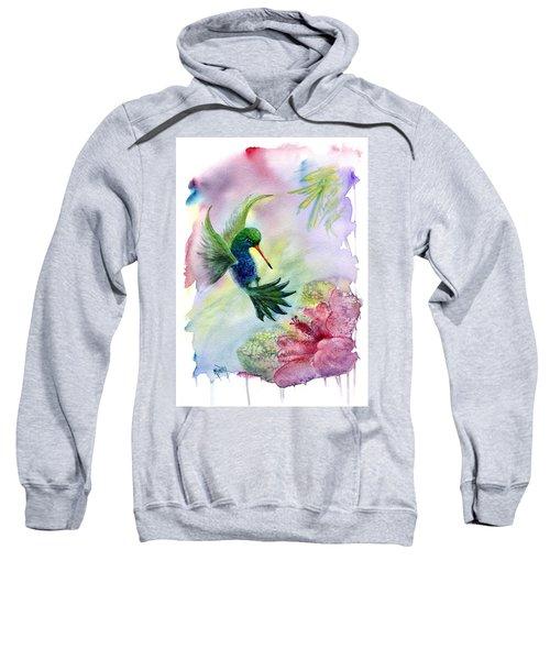 Hummingbird Happiness Sweatshirt