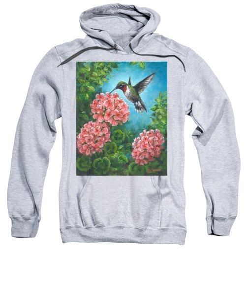 Hummingbird Heaven Sweatshirt