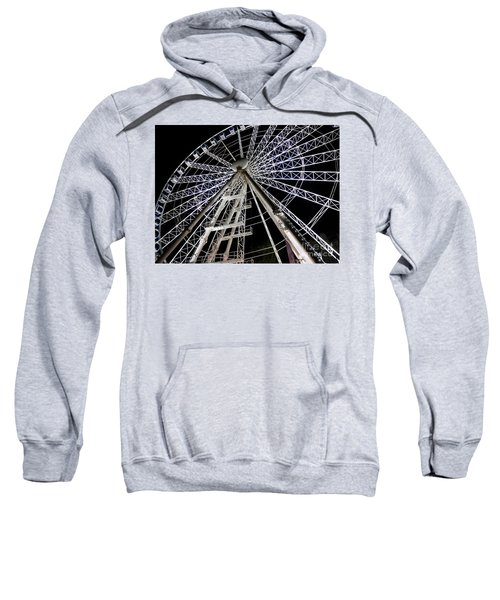Hungarian Wheel Sweatshirt