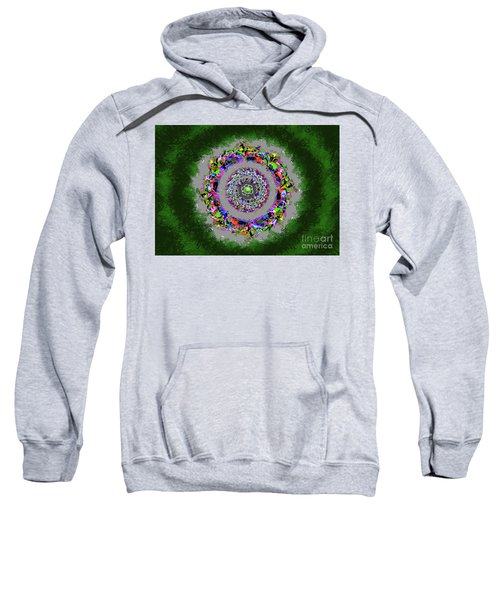 Hunted Without Tears In Their Eyes Sweatshirt