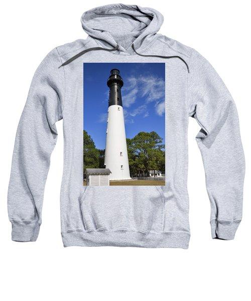 Hunting Island Lighthouse South Carolina Sweatshirt