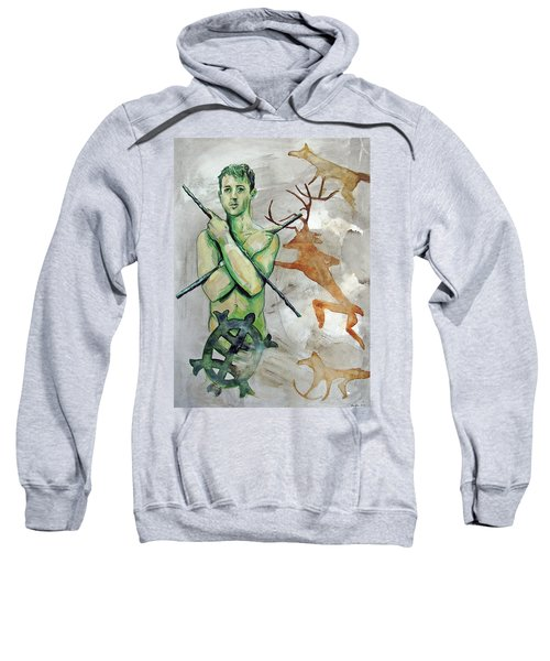 Youth Hunting Turtles Sweatshirt