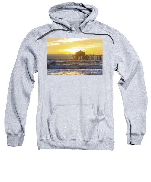 Huntington Peir 2 Sweatshirt