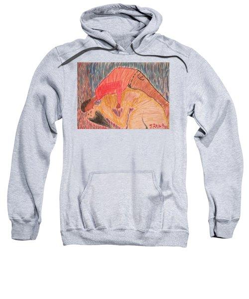 Hybrid's Are Coming Sweatshirt