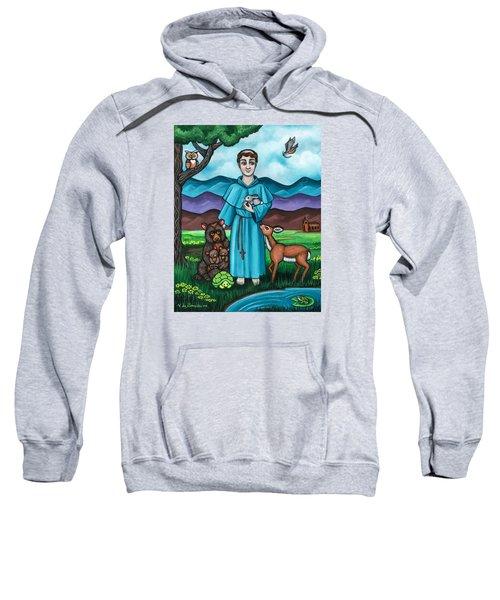 I Am Francis Sweatshirt
