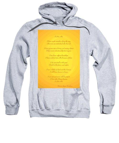 I Am Me Sweatshirt