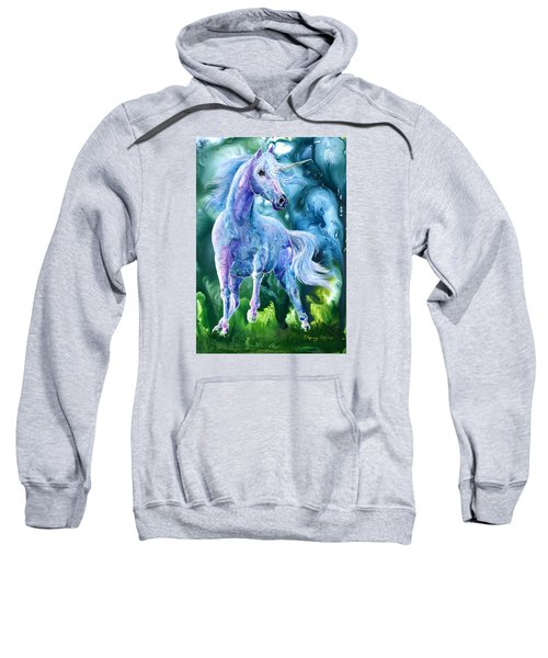 I Dream Of Unicorns Sweatshirt