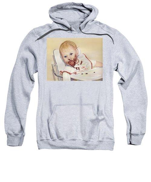 I Like Being A Kid Sweatshirt