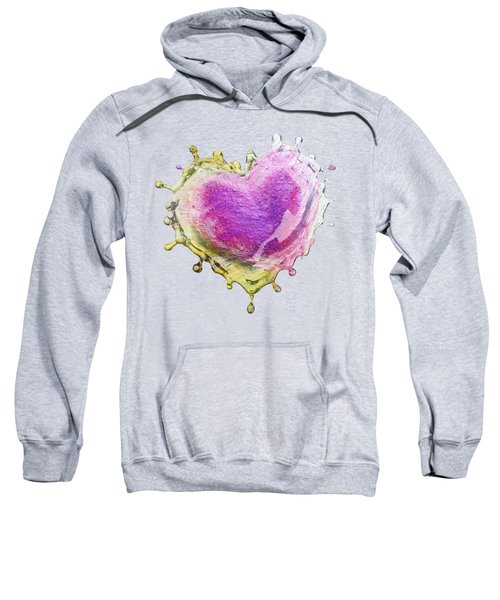 I Love You More Sweatshirt