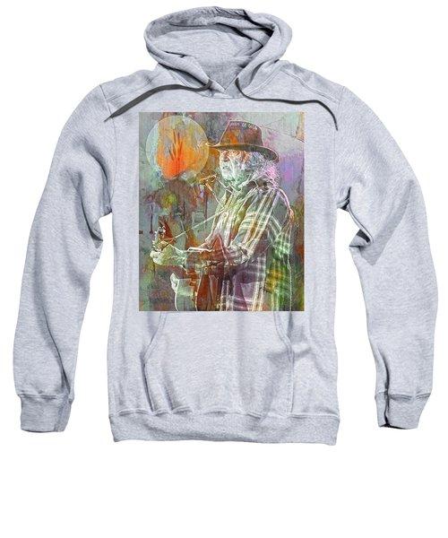I Wanna Live, I Wanna Give Sweatshirt