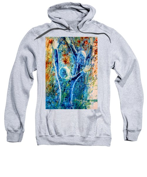 I Will Praise You In The Storm Sweatshirt