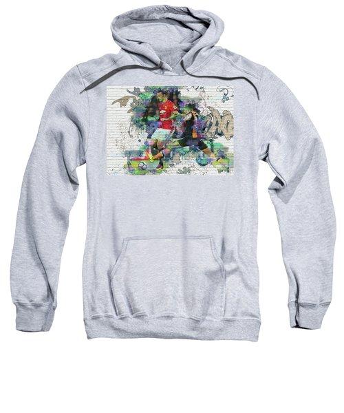 Ibrahimovic Street Art Sweatshirt