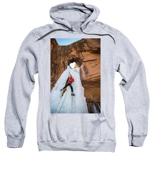 Ice Climber Sweatshirt