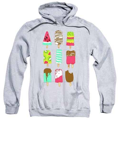Ice Cream Time Sweatshirt