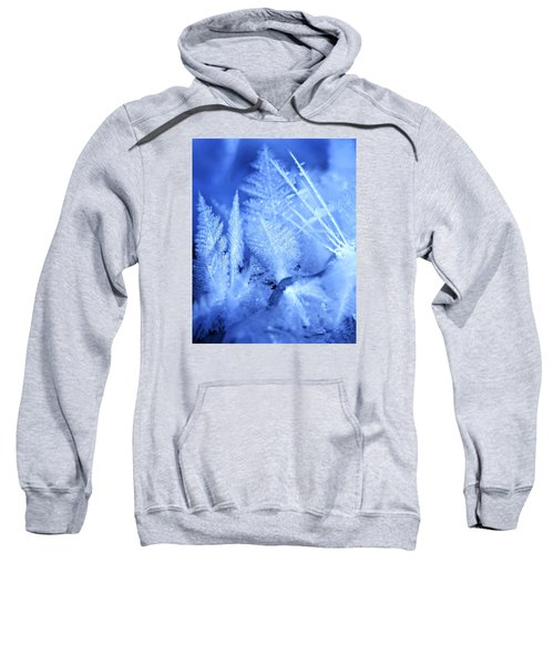 Ice Crystals Sweatshirt