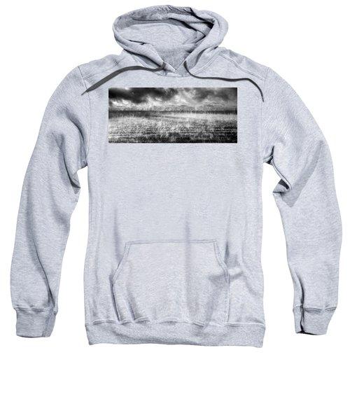 Ice Fog  Sweatshirt