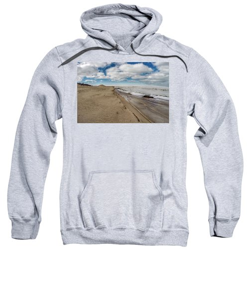 Ice Shelf Sweatshirt