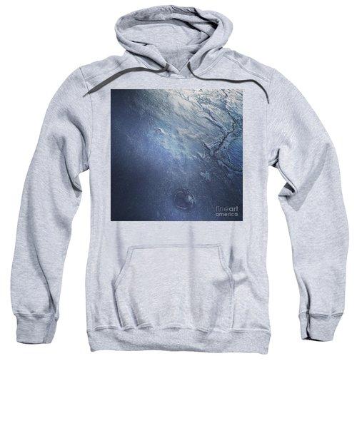 Ice Texture Sweatshirt
