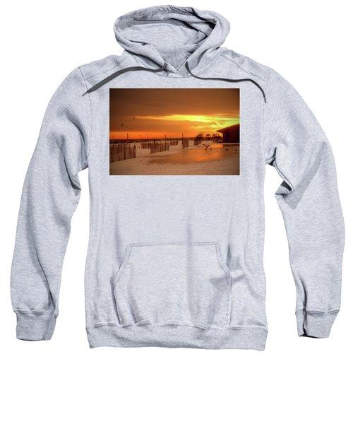 Iced Sunset Sweatshirt