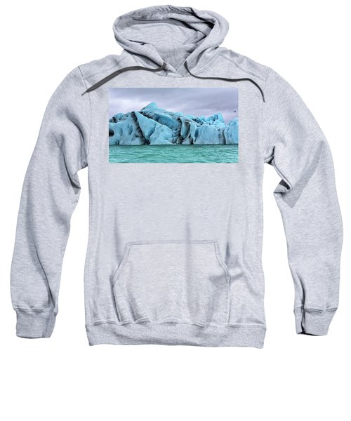 Iceland The Magical Glacier Land Sweatshirt