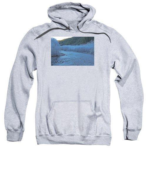 Icy River Sweatshirt