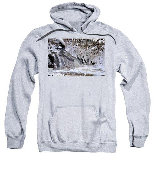 Icy Spring Sweatshirt